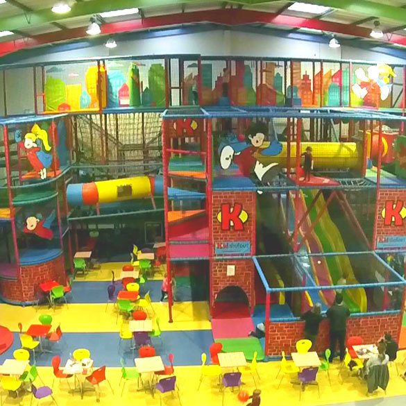 Happy Valley Indoor Play Centre: Huge Indoor Play Area, Soft Play In Sunbury-on-Thames